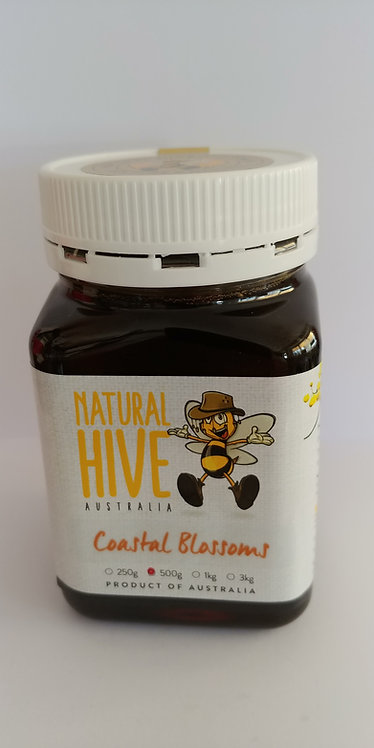Honey Coastal blossoms 500g