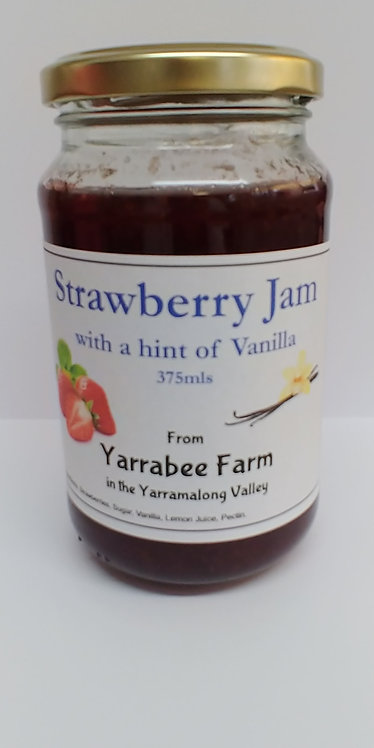 Yarrabee Farm Strawberry Jam With Vanilla
