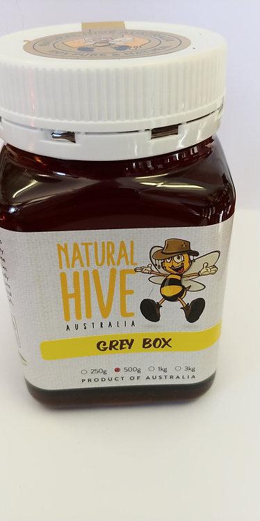 Honey grey box 500g