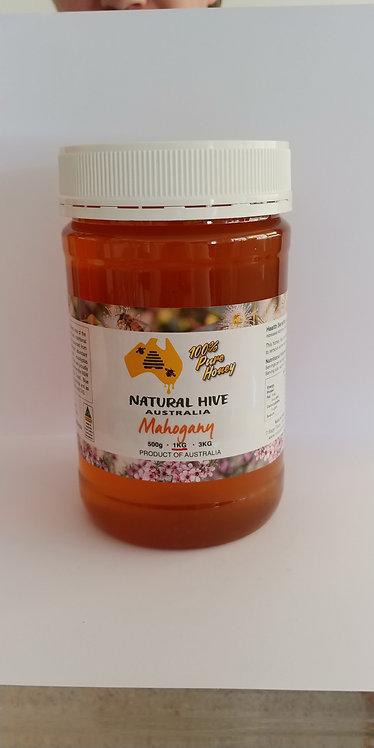 Honey mahogany 1kg