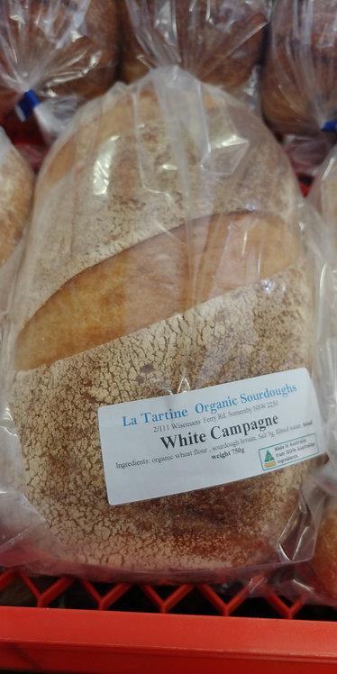 La Tartine white campagne sourdough