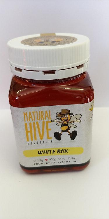 Honey white box 500g