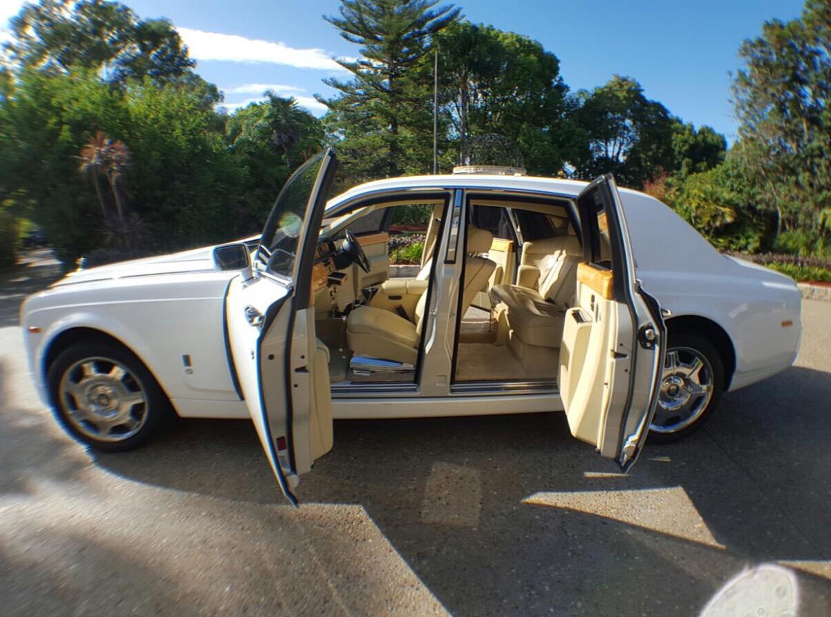 Rolls Royce Hire Australia