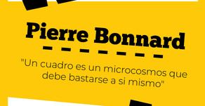 Frases - Pierre Bonnard