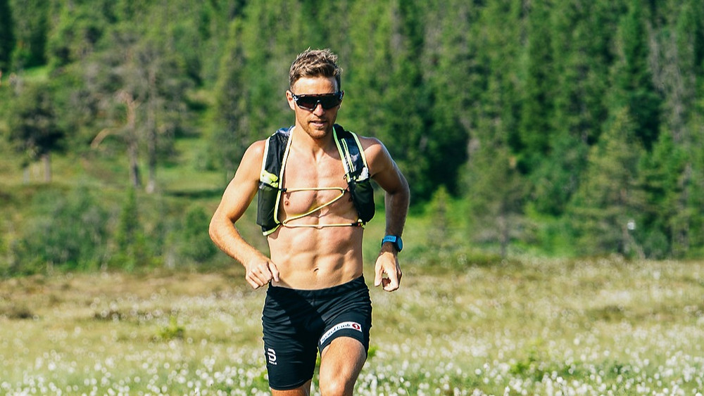 Didrik Tønseth er klar for årets Oppdal fjellmaraton.