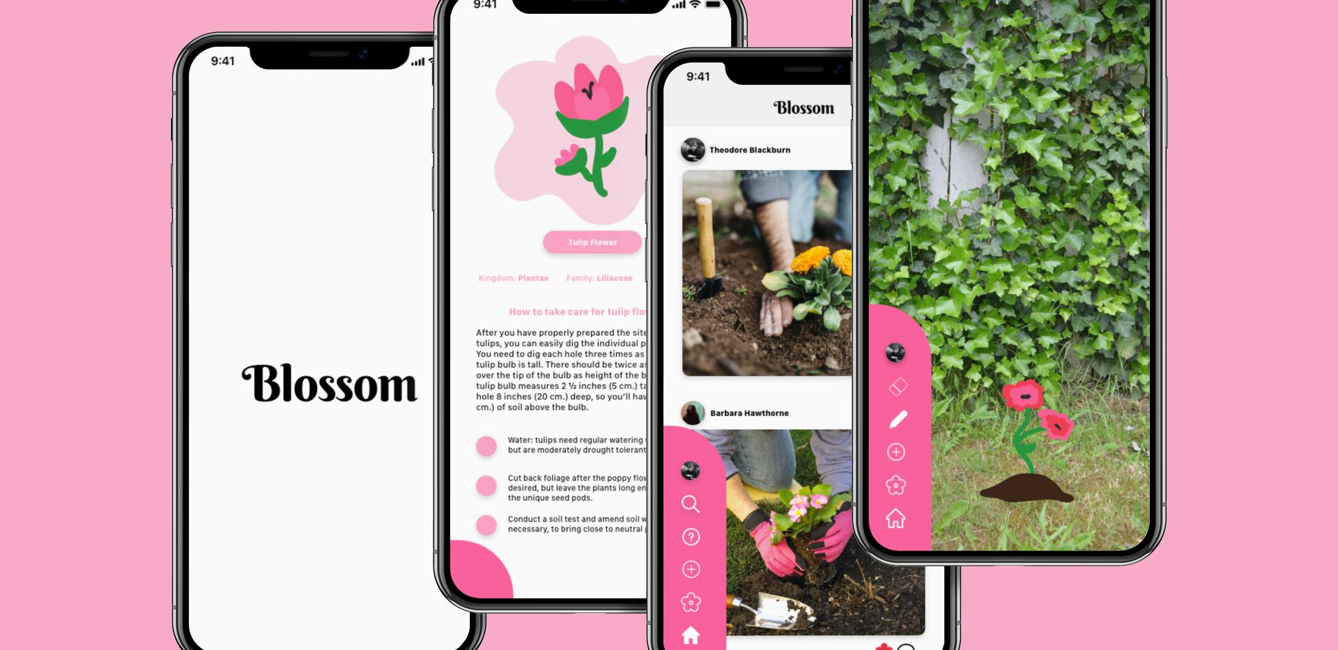 Blossom App
