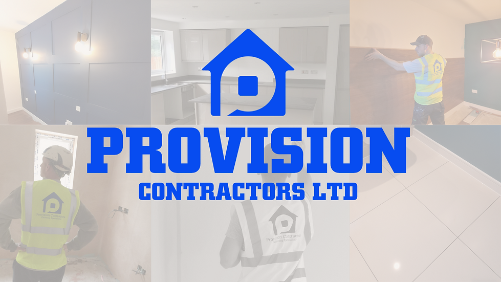 Provision Contractors Ltd - North West Painting Contractors - Complete Paint and Decoration Services