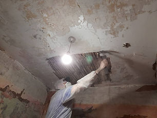 Provision Contractors Ltd   Plastering Services   Wall & Ceiling Repairs   Water Damage Repairs   Wigan   Manchester