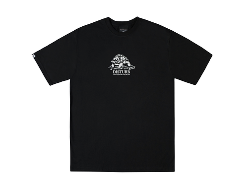 ENJOY THE PATH TEE IN BLACK