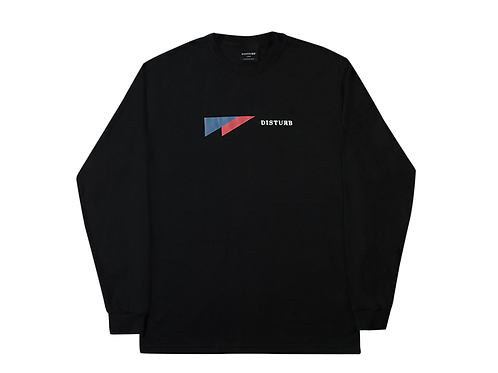 TIMELESS LONG SLEEVE IN BLACK