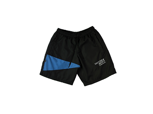 FATHER OF FABLES SHORTS IN BLACK