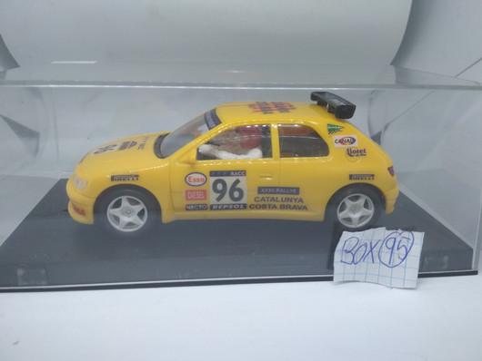 "PEUGEOT 306 RACC 1996 EDICION PILOTOS ""OFFICIAL DRIVERS"""