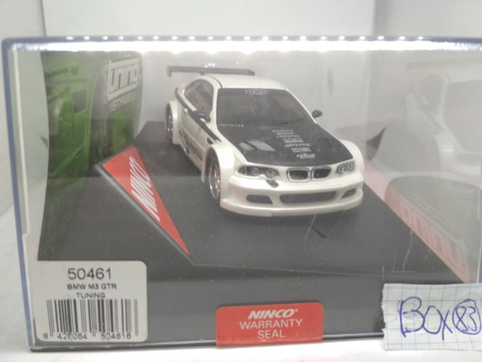 BMW M3 GTR TUNING