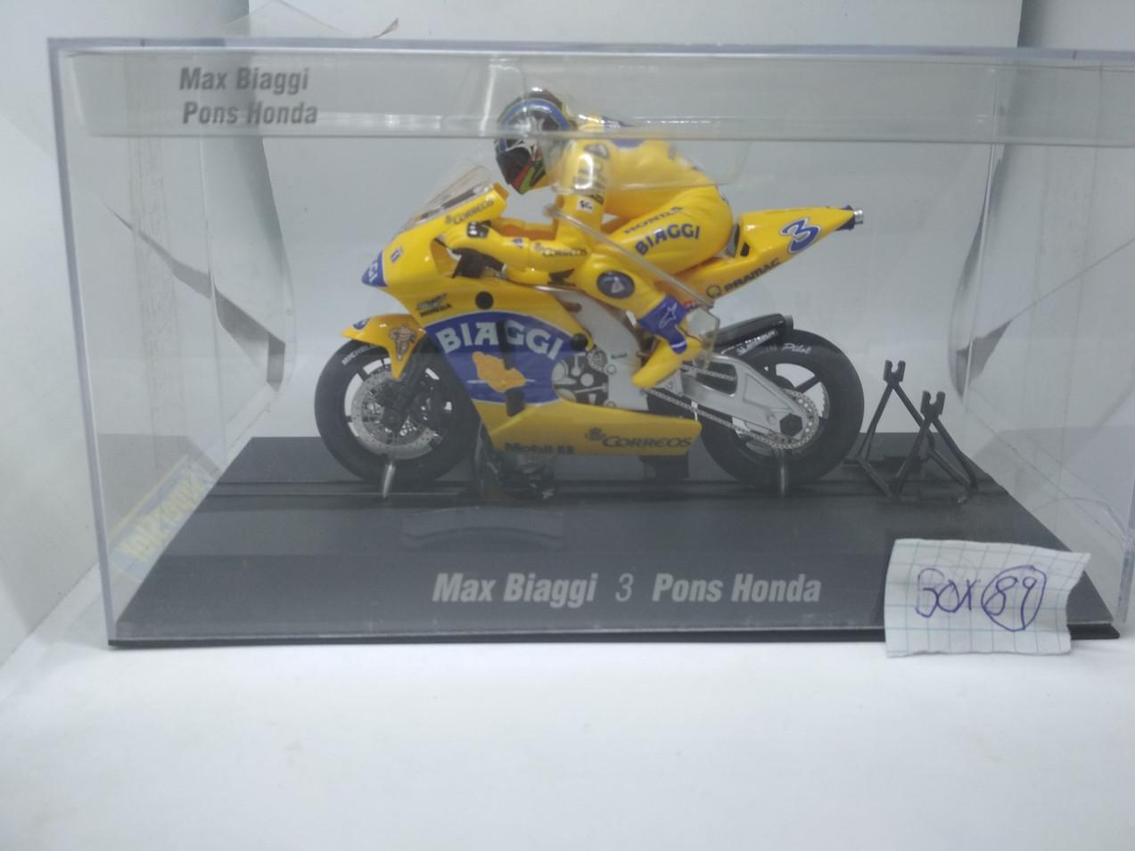 MAX BIAGGI 3 PONS HONDA