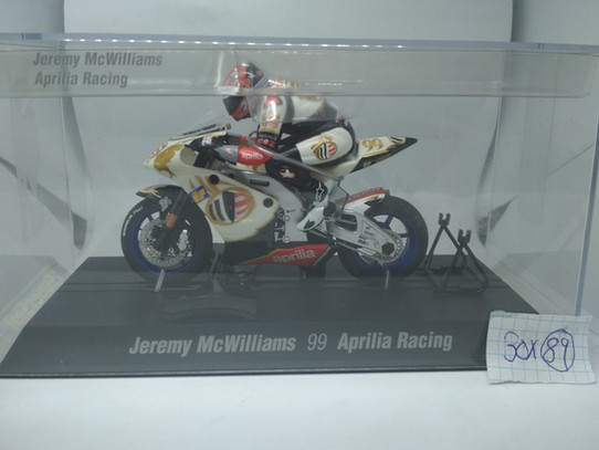 JEREMY MCWILLIAMS 99 APRILIA RACING