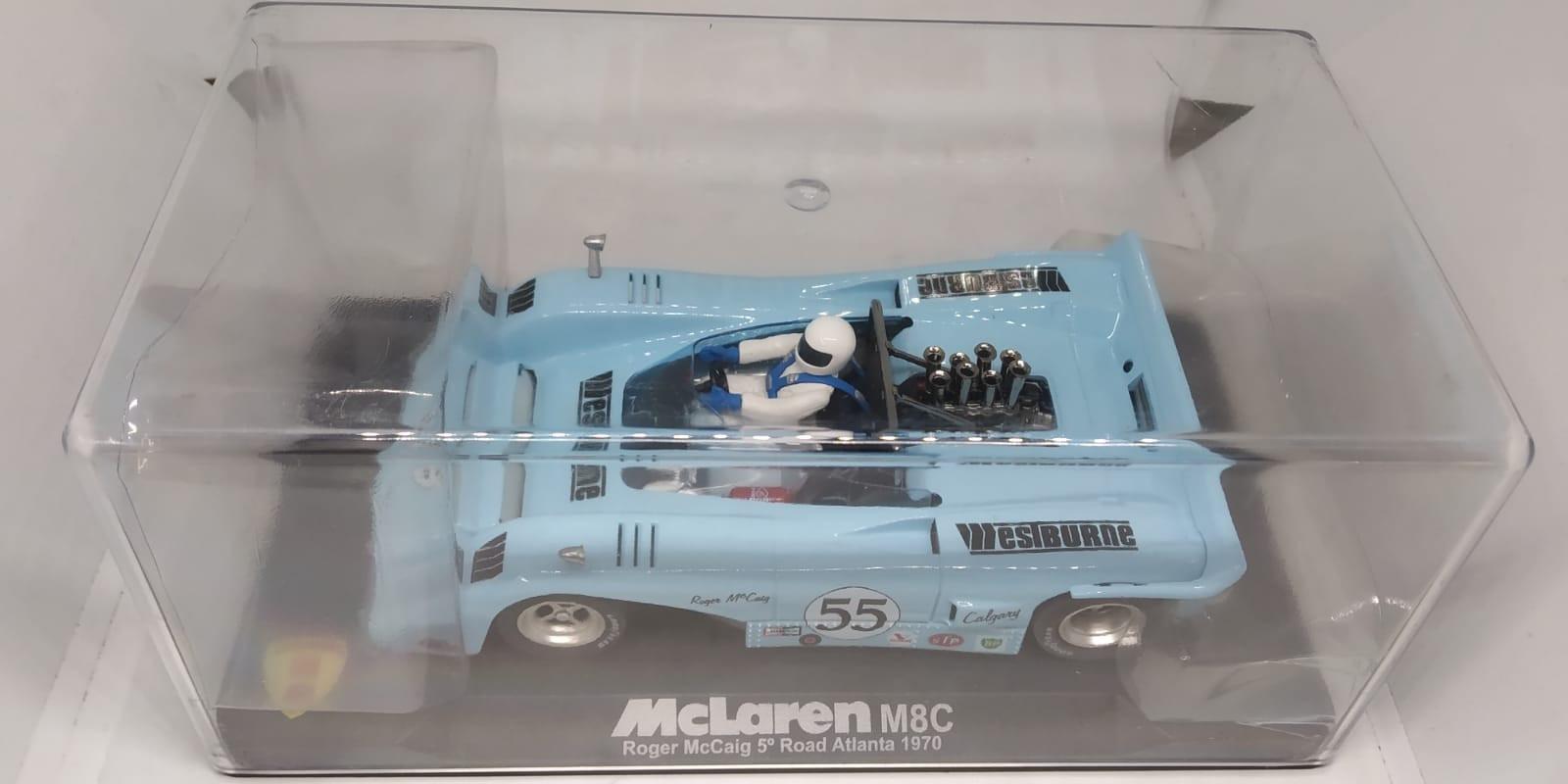 MLCAREN M8C, VANQUISH