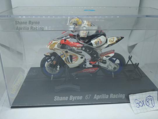 SHANE BRYNE 67 APRILIA RACING