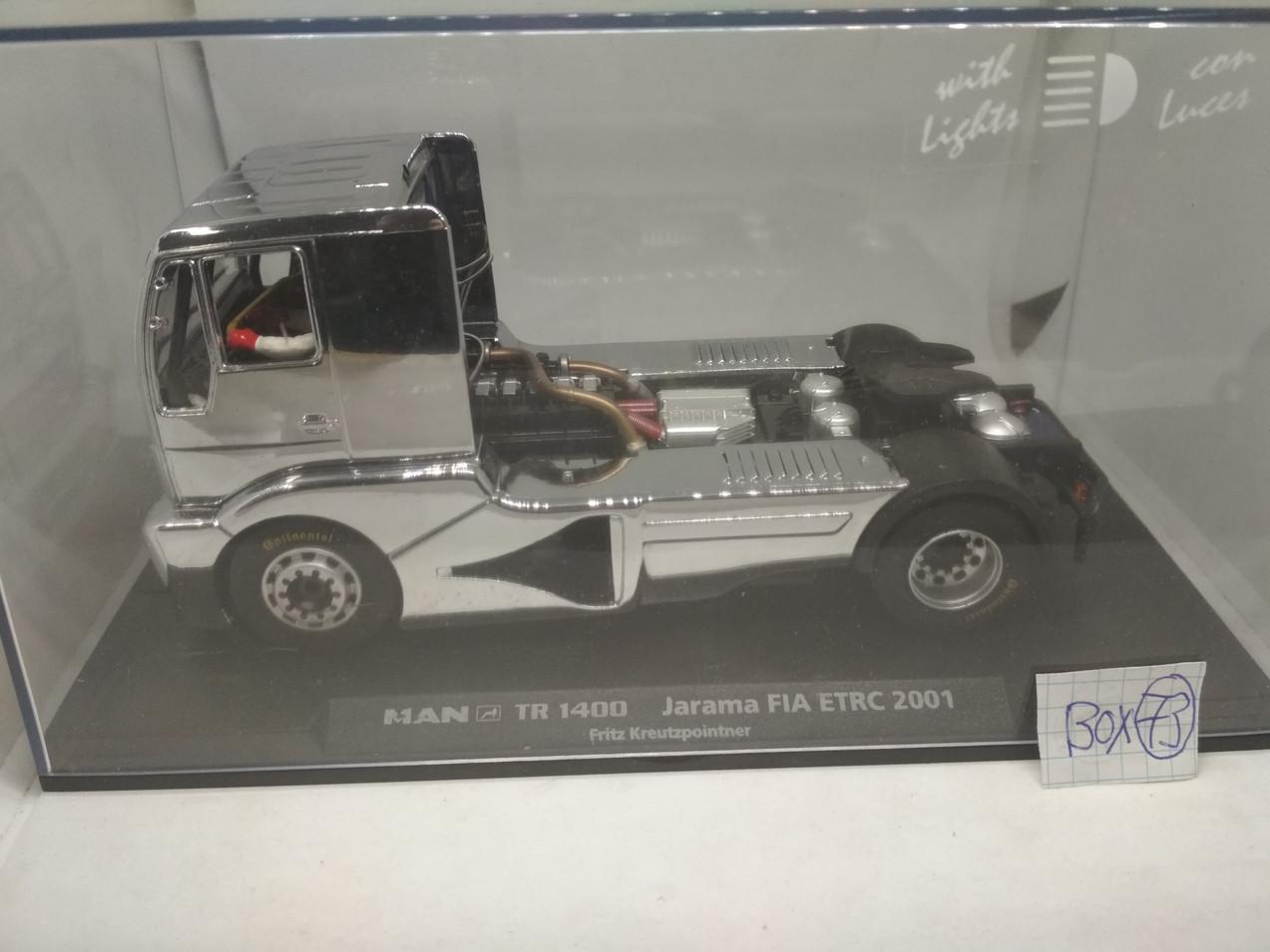 MAN TR 1400 JARAMA FIA ETRC 2001