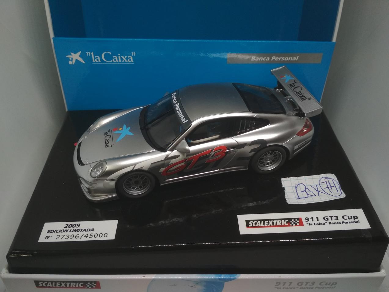 PORSCHE 911 GT3 CUP ED. LIMITADA Y NUMERADA