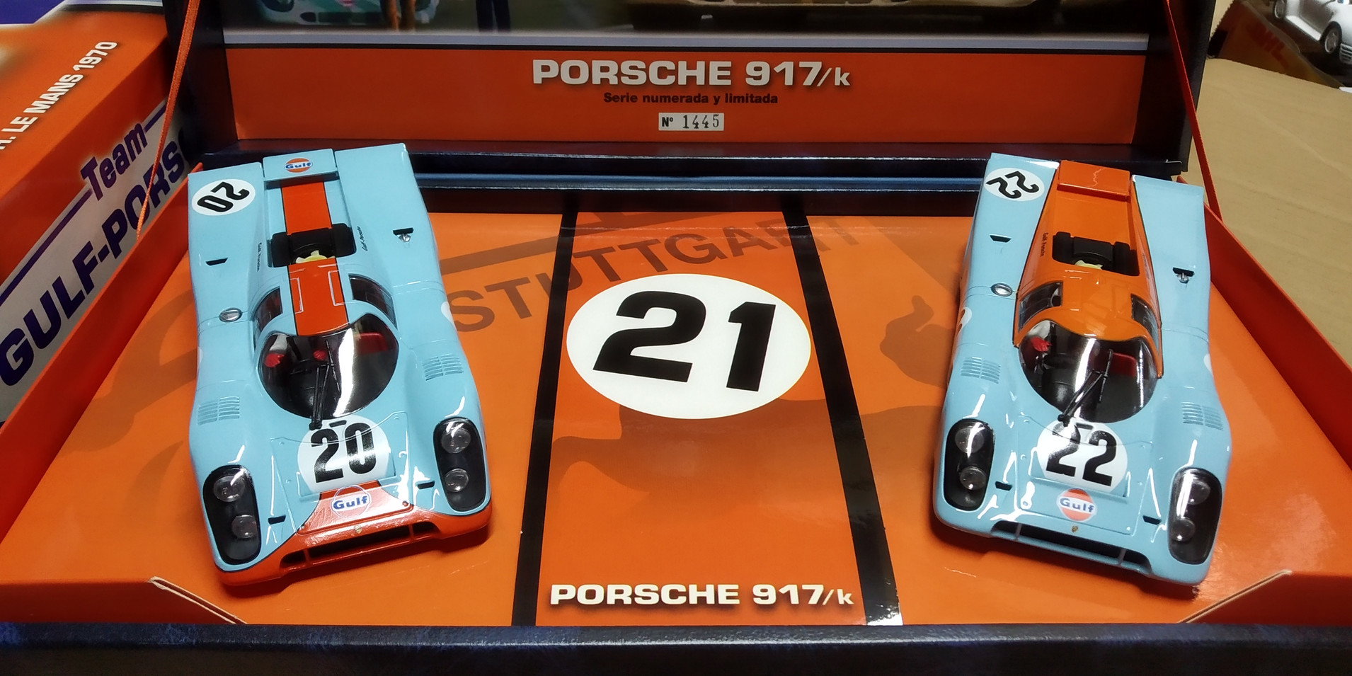 TEAM PORSCHE 917/K LE MANS 1970 FLY