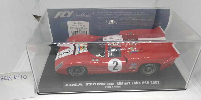 LOLA T70 MK 3B REF.88071 FLY CAR MODEL