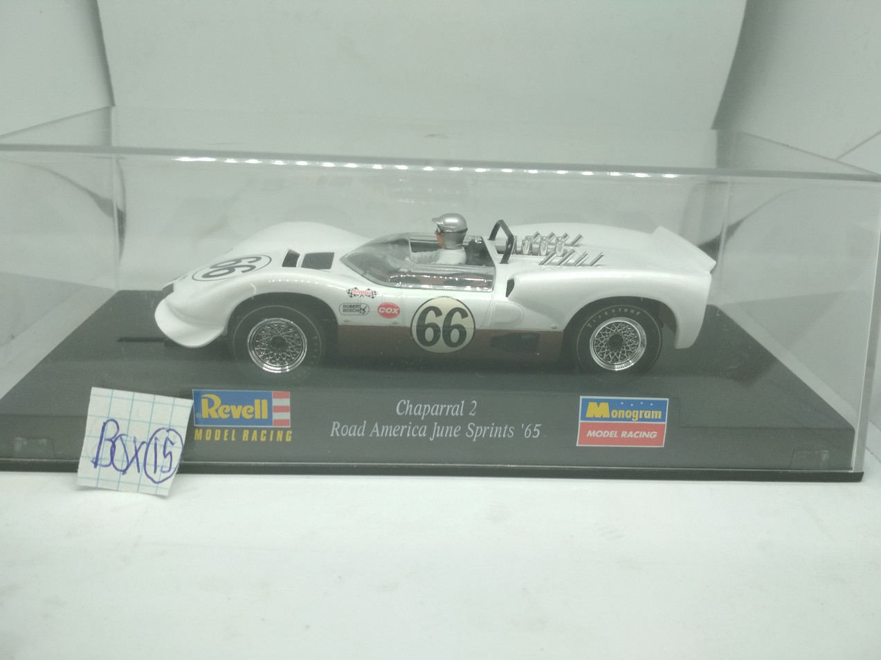 CHAPARRAL 2 ROAD AMERICA JUNE SPRINTS '65