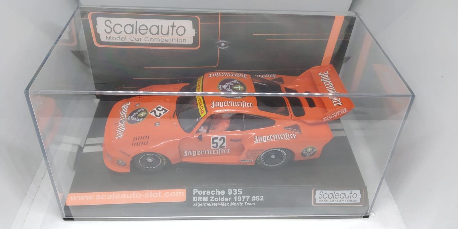PORSCHE 935 JAGERMEIFTER ,SCALEAUTO