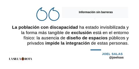 Información sin barreras