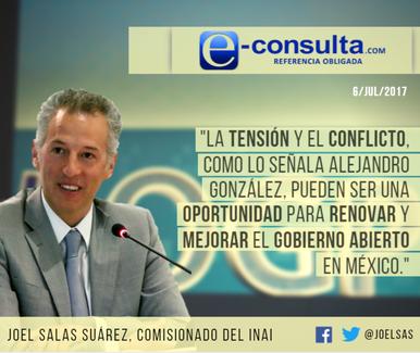 El futuro del Gobierno Abierto en México