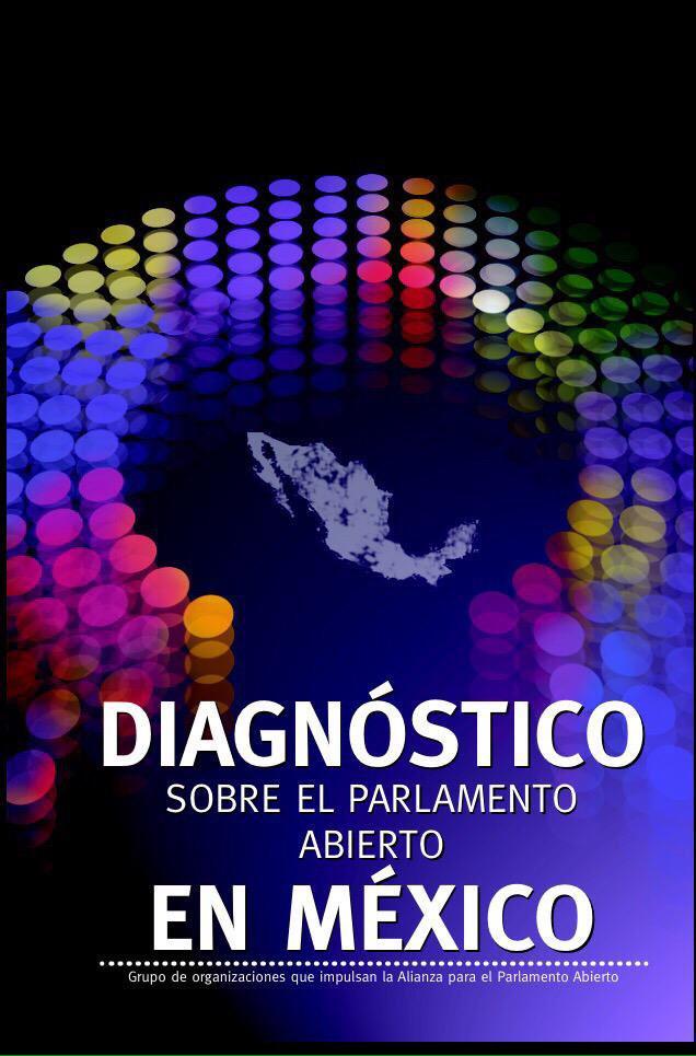 Diagnóstico de #ParlamentoAbiertoMX