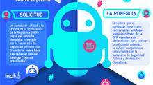 "OPR debe entregar informe sobre bots asociados al hashtag ""prensa prostituida"""