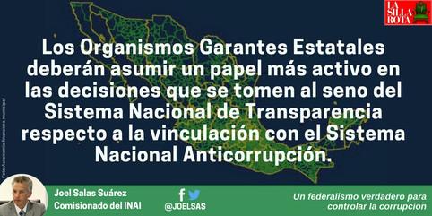 Un federalismo verdadero para controlar la #Corrupción