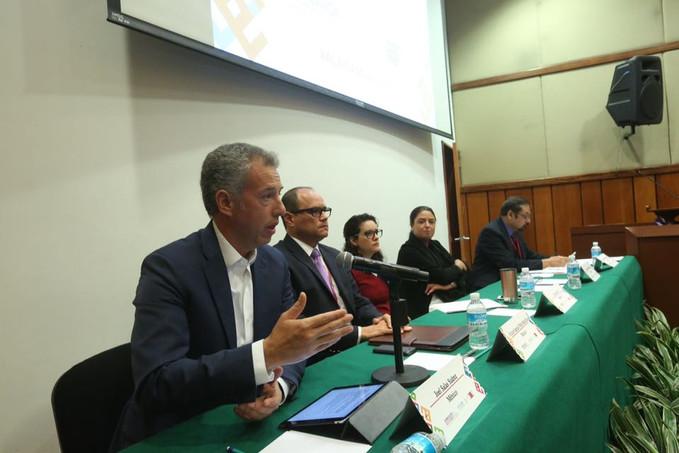 """#ALAICAMexico2017 Panel """"Gestión de archivos públicos: #GobiernoAbierto y plaza pública"""""""