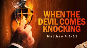 When The Devil Comes Knocking...