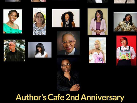 Author's Cafe 2nd Anniversary