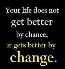Change is Necessary...