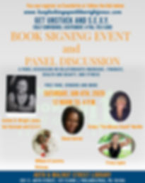 Book Signing and Panel Discussion - Made