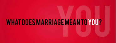 What does Marriage mean to You? Five Keys for a Healthy Marriage...