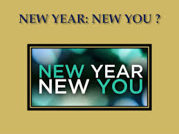 New Year: New You? or New Year, New You...