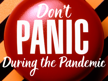Don't Panic During the Pandemic