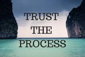 Trust the Process....