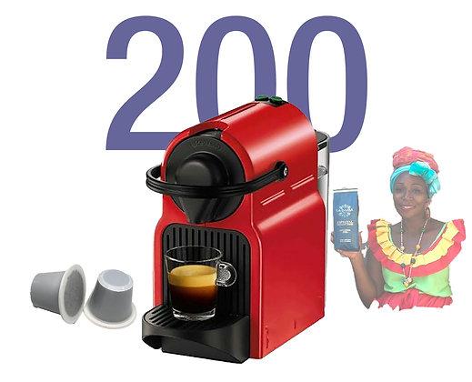 PLAN 200 CÁPSULAS LA DIVISA