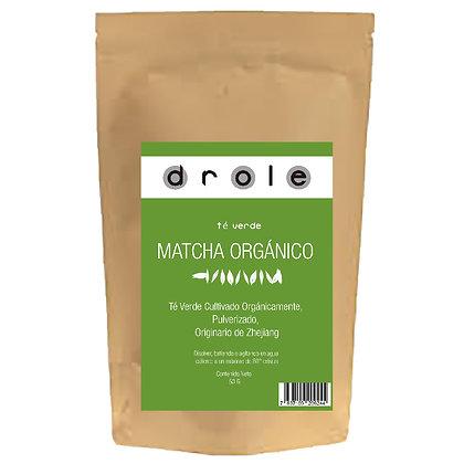 Té Verde Matcha Orgánico Drole 50 Grs