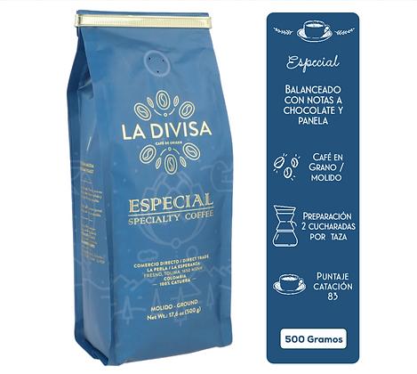Café Especial 500 Grs
