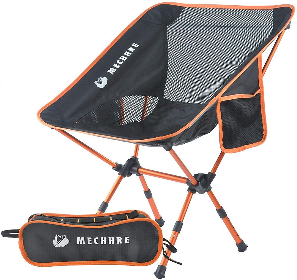 Meilleures Chaises de Camping Compacte et légère pour Camping-Car