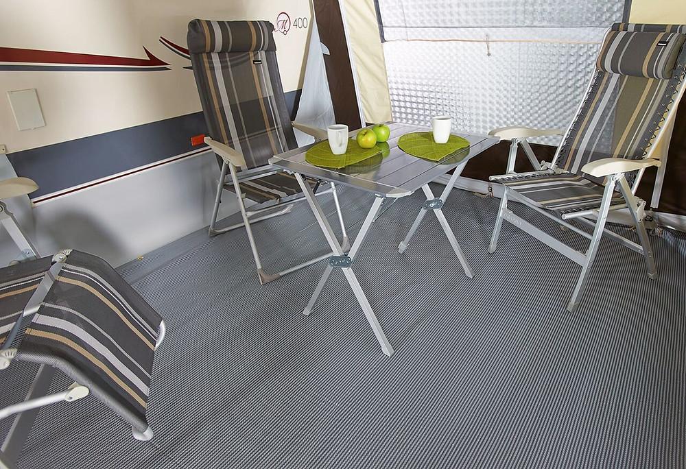 tapis de sol camping