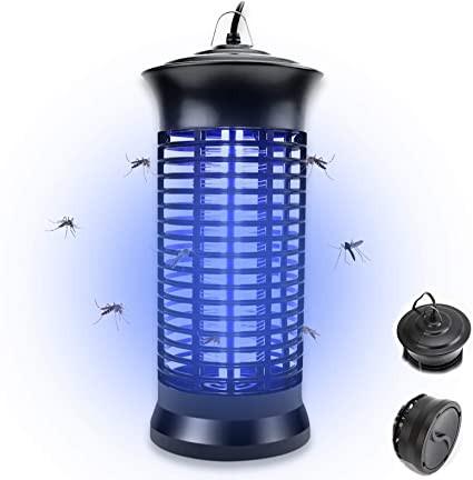 Lampe Anti-Moustique qui fonctionne
