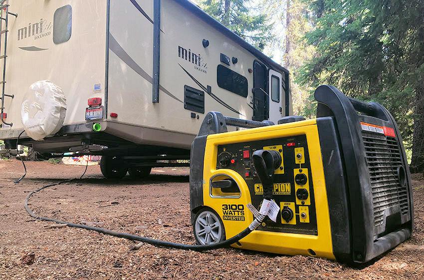 generateur portable pour camping-car