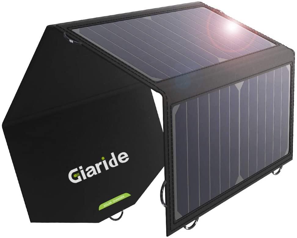 Meilleur Chargeur solaire portable giaride