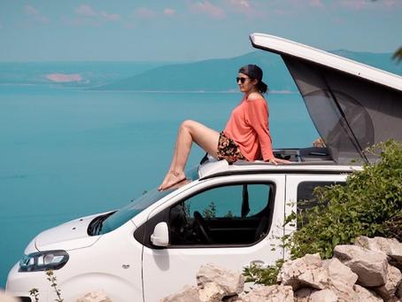 Vanster - Le camping-car Ultra-Polyvalent | Monospace 8 Places et  Fourgon Aménagé!
